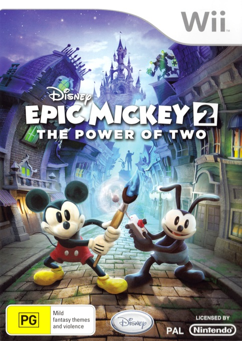 torrent epic mickey wii iso