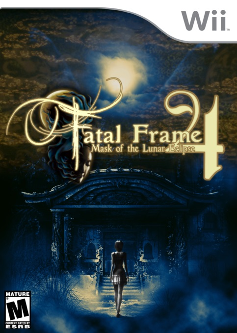 Fatal Frame 4 Mask Of The Lunar Eclipse Iso Wbfs